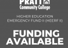 COVID Relief Funds Available for Students at PCC